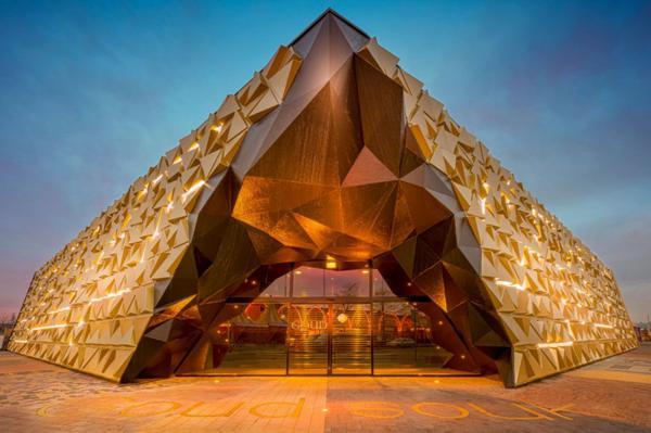 holandiq arhitektura sgrada zlato