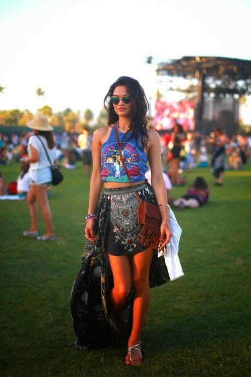 летни фестивални визии стрийт стайл