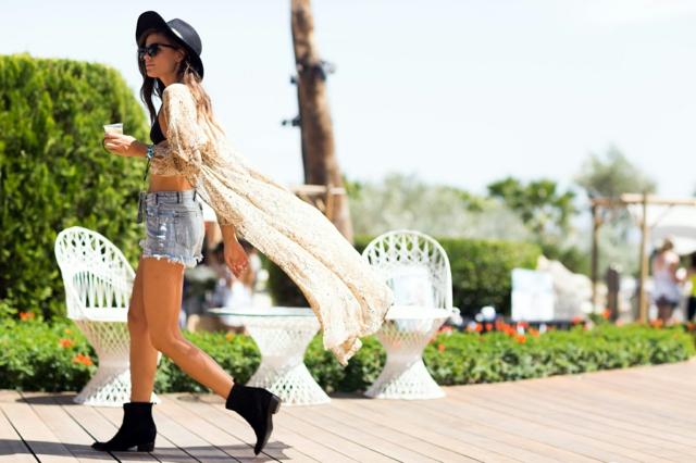 фестивални визии лятото къси панталонки