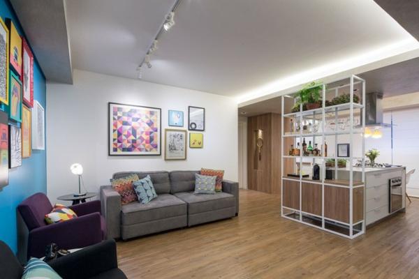 apartament hol interior divan laminat obzavejdane