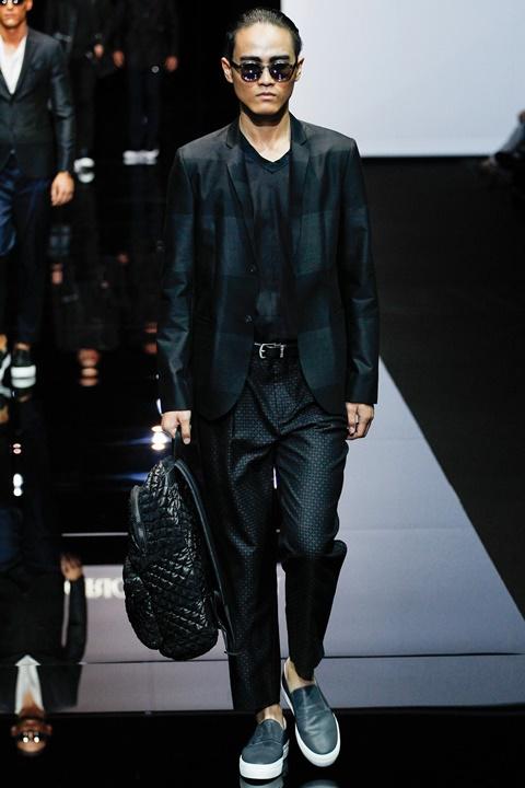 armani majka moda 2015 prolet