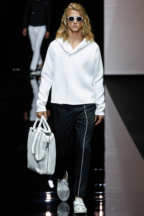 armani majka moda prolet 2015