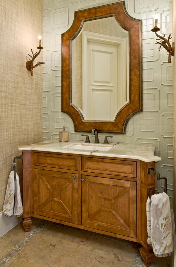 mivka banq darvo ogledalo mramor interior