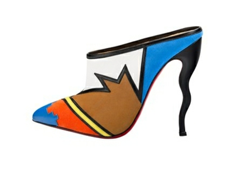 chrsitian louboutin 2015 chanta pop art