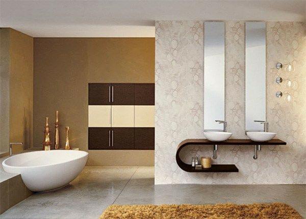 dizain banq interior obzavejdane luksozen stil kafqvo bqlo vana