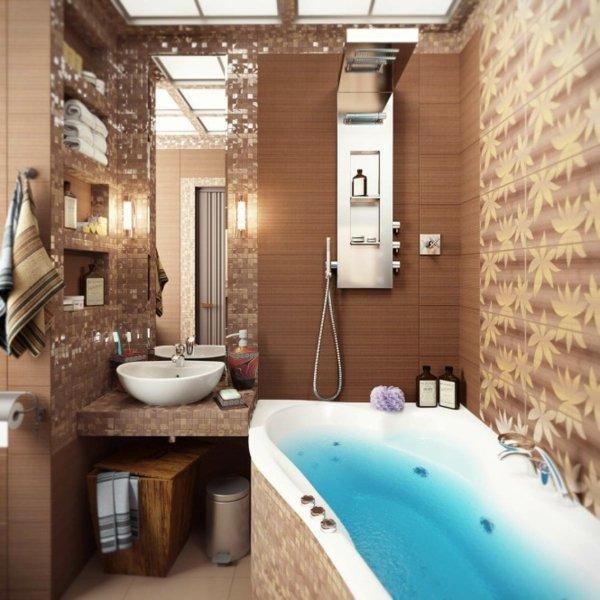 dizain banq mozaika kafqvo obzavejdane mivka interior vana