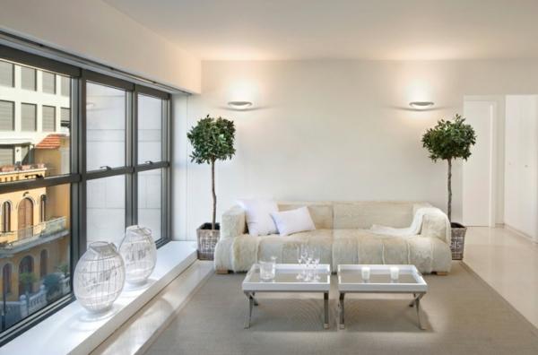 dizain interior hol minimalistichen stil obzavejdane