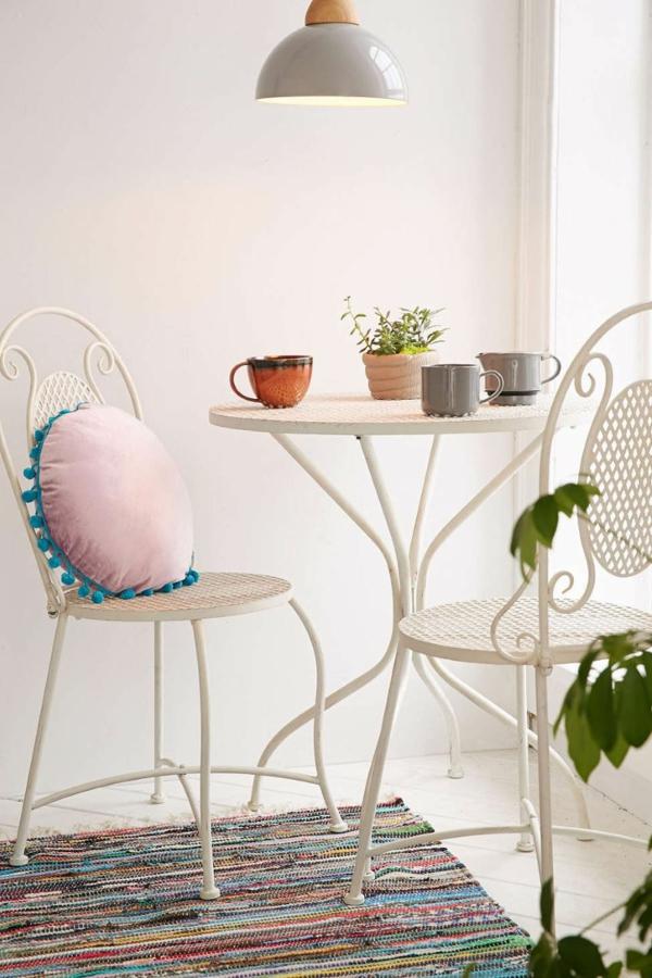 eklektik stil trapezariq moderna interior stolove obzavejdane