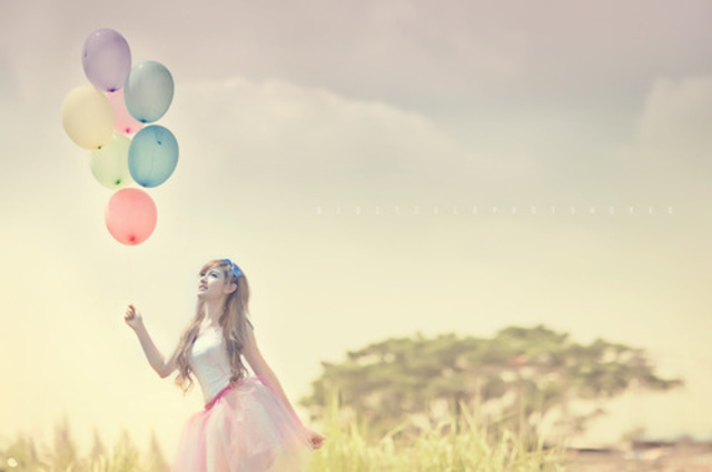 самоуважение фотография жена балони