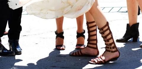 gladiator sandali tendencii