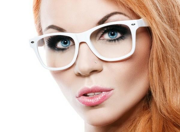 грим за дами очила идеи червило сенки спирала