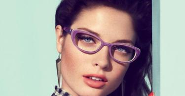 Грим за дами с очила