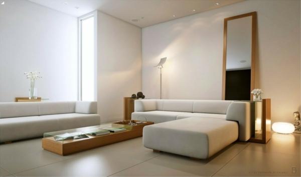 hol interior dizain minimalistichen stil divani darvo bqlo
