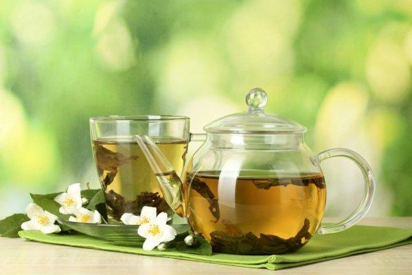 hrani napitki kalorii zelen chai