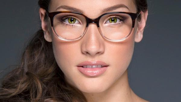 грим за дами очила гланц спирала