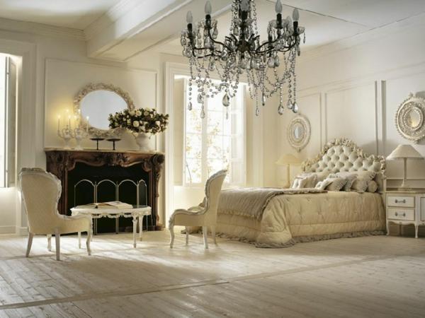 interior spalnq bejovo luksozen stil