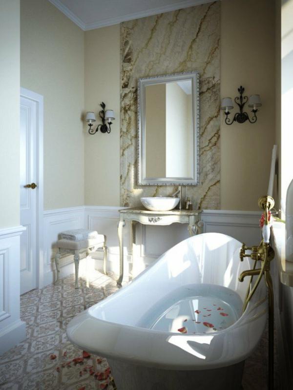 interioren dizain banq luksozen stil obzavejdane vana