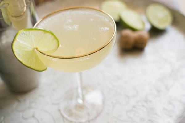 kokteil daikiri rom zahar limon