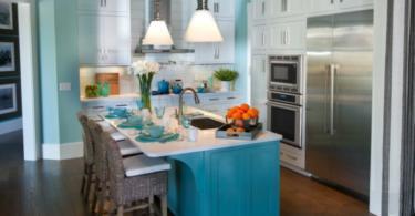 Красиви и функционални малки кухни