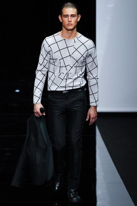 majka moda emporio armani 2015
