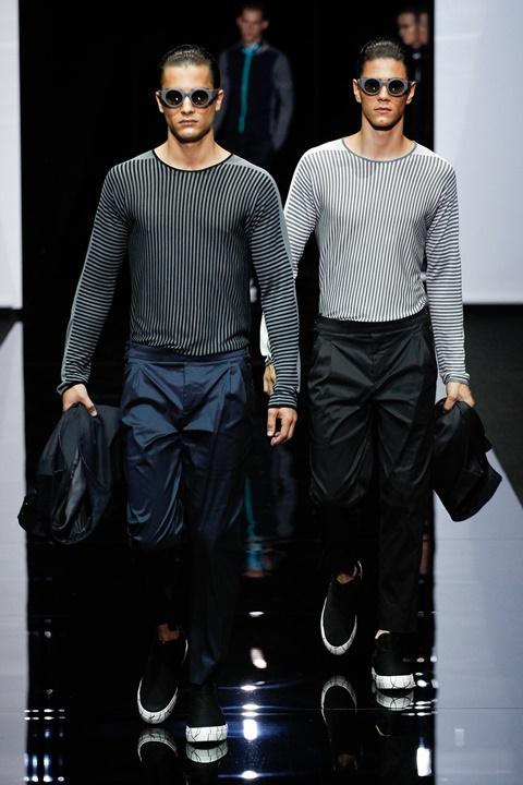 majka moda tendencii armani prolet