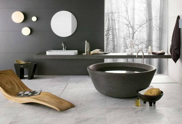 mivka za banq moderen stil sivo interior