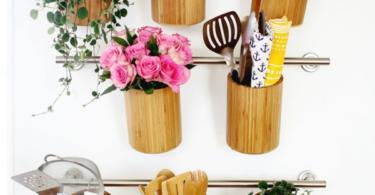 Направи си сам вертикален органайзер в кухнята