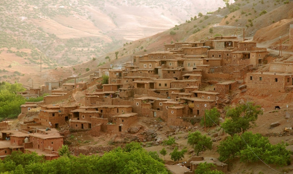 pateshestvie maroko marshrut kashti planina atlas