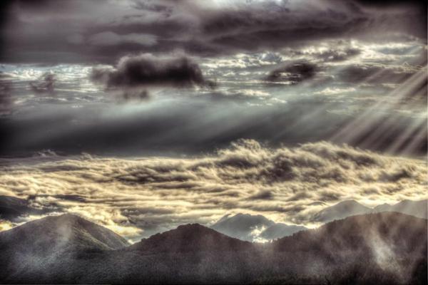 peizajna fotografiq planini oblaci