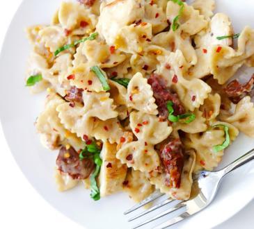 recepta za pasta