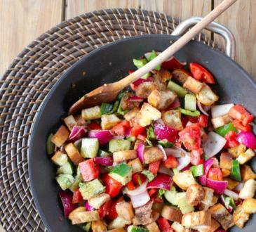 salata pancanela