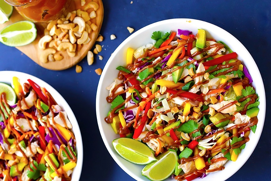 recepta salata tailandska pileshka