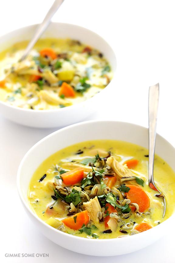 pileshka supa recepta kari div oriz