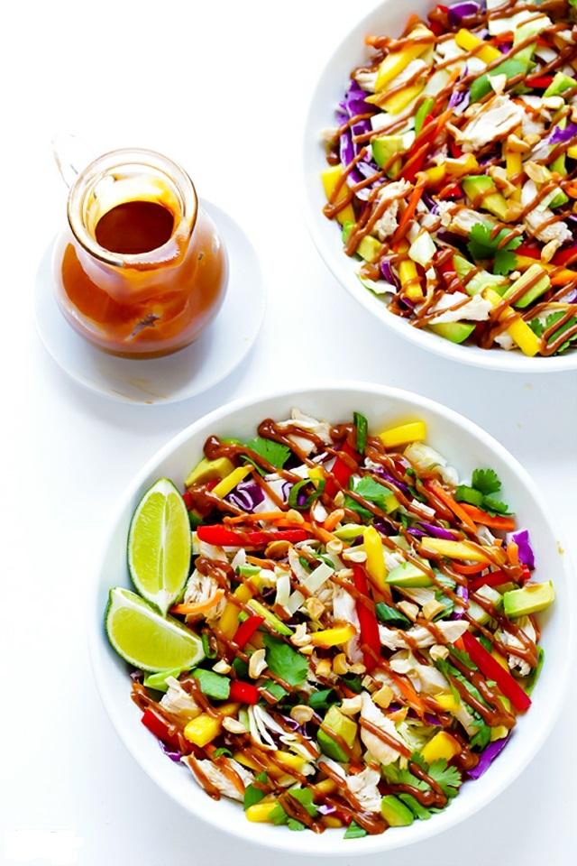 recepta za tailandska pileshka salata