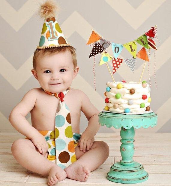 Торти за малките момчета на 1 годинка