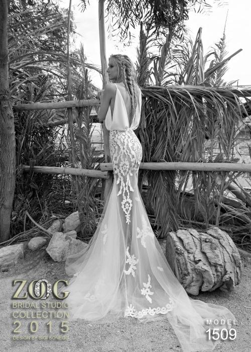 сватбени рокли 2015