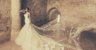 Сватбени рокли с любов и стил от Джулия Контогруни