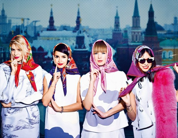 ruska modna grupa mafiq