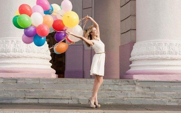 самоуважение жена балони