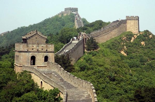 sedem chudesa velikata kitaiska stena kitai
