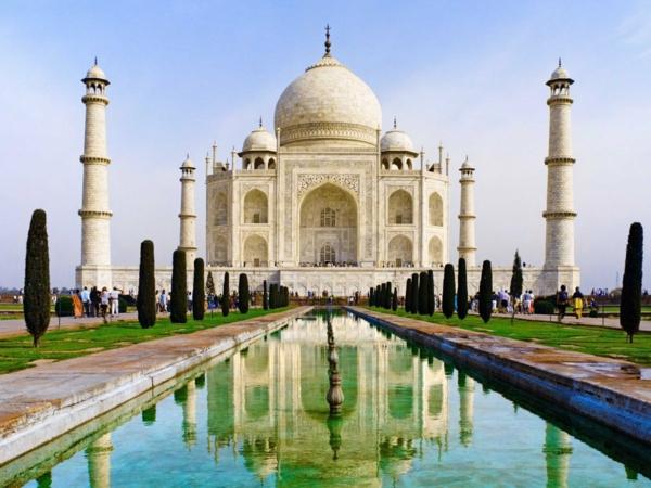 sedemte chudesa Taj Mahal India