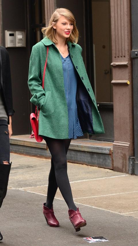 street style tailor suift palto