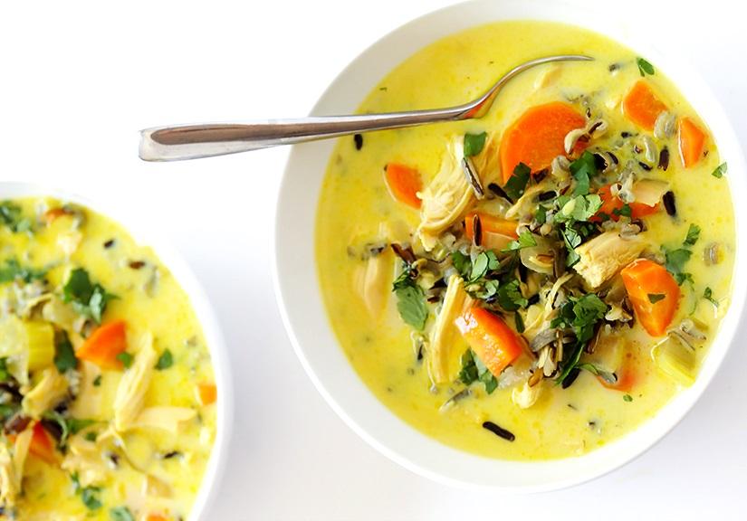 supa recepta pileshka kari
