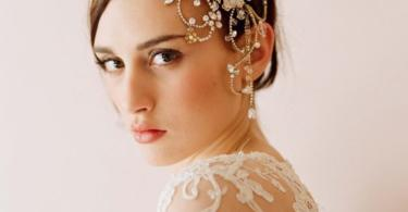 svatba bulka ukrashenie kosa pricheska