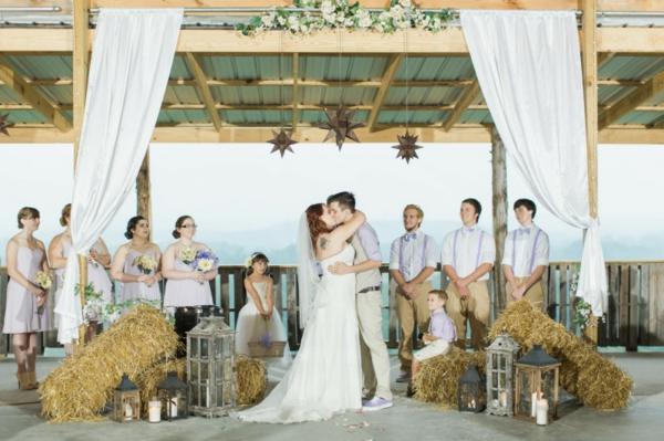 сватба фотография младоженци