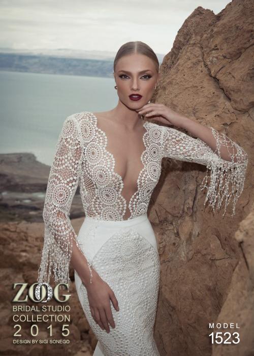 сватбени-рокли-2015-с-ръкав-от-дантела