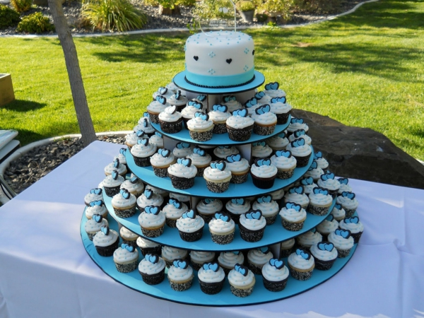 сватбена торта 2015 идеи