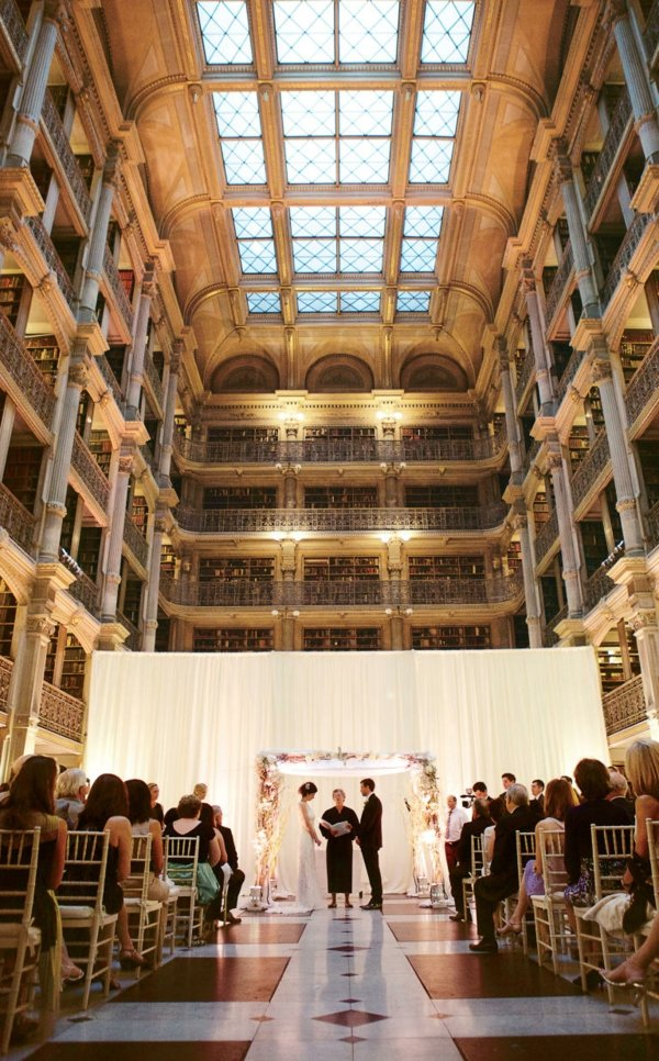 svatbi mesta biblioteka mladojenci bulka gosti
