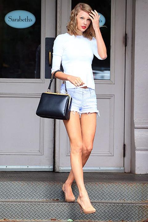 taylor swift street style kasi pantaloni