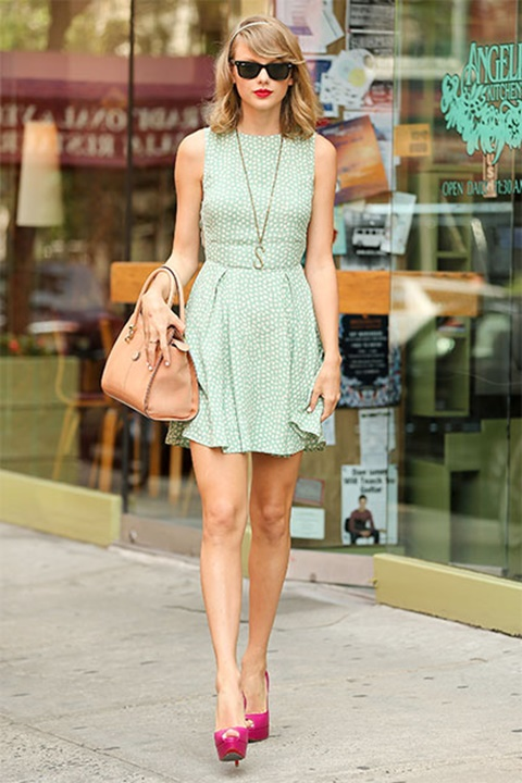 taylor swift street style retro roklq
